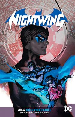 Nightwing Rebirth Vol 6: The Untouchable