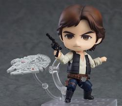 Star Wars A New Hope Nendoroid Han Solo Figure