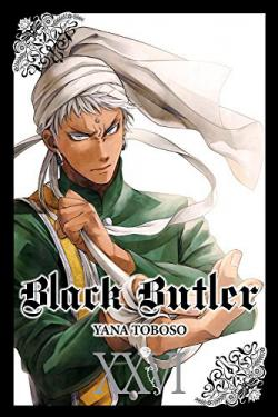 Black Butler Vol 26
