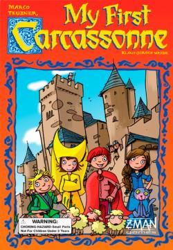 Carcassonne My First Carcassonne (svensk)