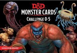 Monster Cards: Challenge 0-5
