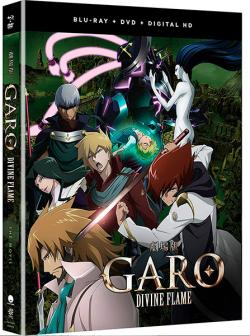 Garo the Movie Divine Flame