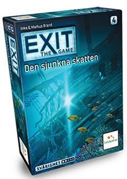 EXIT - Den Sjunkna Skatten