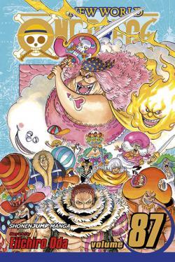 One Piece Vol 87