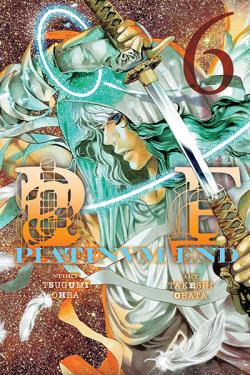 Platinum End Vol 6