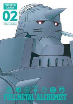 Fullmetal Alchemist Fullmetal Edition Vol 2