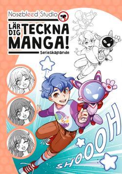 Lär dig teckna manga! Serieskapande