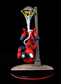 Spider-Man Spider Cam 14 cm Q-Fig Figure