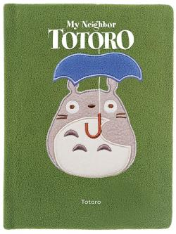 My Neighbor Totoro Plush Journal