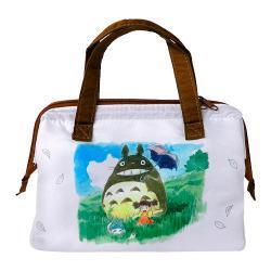 Totoro picnic duffel white