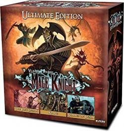 Mage Knight Board Game - Ultimate Edition