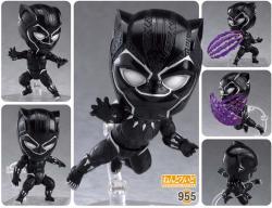 Black Panther Nendoroid Figure