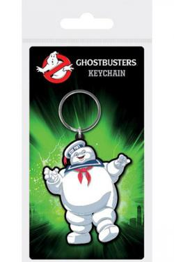 Rubber Keychain Stay Puft