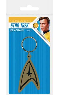Rubber Keychain Insignia