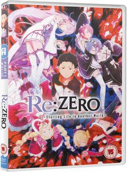 Re: Zero: Starting Life in Another World, Part 1