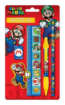 Super Mario Standard Stationery Set