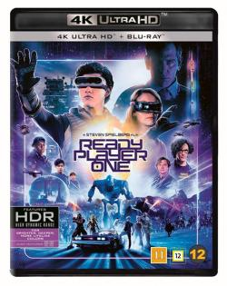 Ready Player One (4K Ultra HD+Blu-ray)