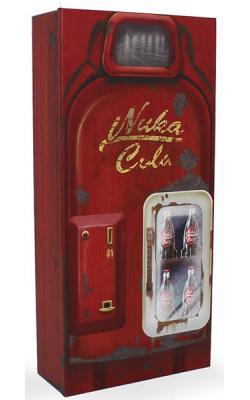 Nuka Cola Pin Badge Set