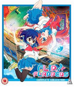 Flip Flappers, Complete Collection