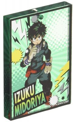 Midoriya Izuku ON Acrylic Key Chain Blocky