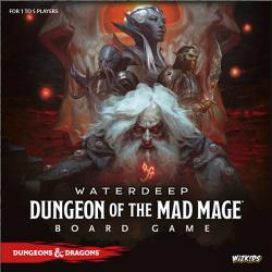 Dungeon & Dragons - Dungeon of the Mad Mage Boardgame