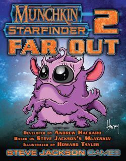 Munchkin Starfinder 2 - Far Out