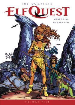 Complete Elfquest Vol 5