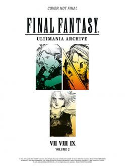 Final Fantasy Ultimania Archive Vol 2