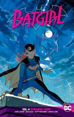 Batgirl Rebirth Vol 4: Strange Loop