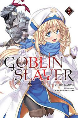 Goblin Slayer Light Novel 5