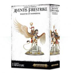 Aventis Firestrike, Magister of Hammerhal