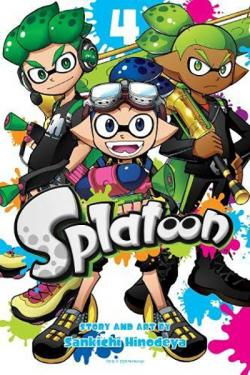Splatoon Vol 4