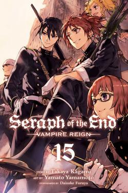 Seraph of the End Vampire Reign Vol 15