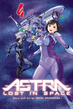 Astra Lost in Space Vol 4