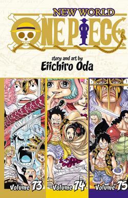 One Piece: New World 73-74-75