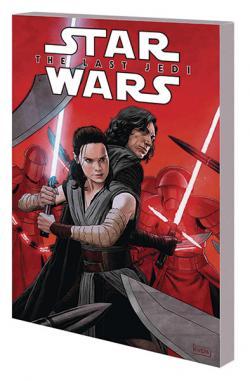 Star Wars Episode VIII: The Last Jedi Graphic Novel