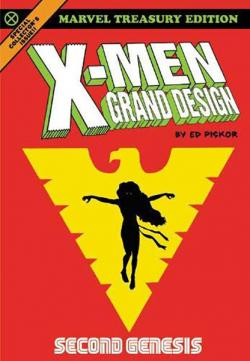 X-Men: Grand Design - Second Genesis