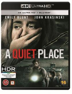 A Quiet Place (4K Ultra HD+Blu-ray)