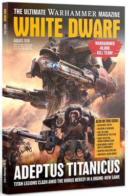 White Dwarf Monthly Nr 24 Augusti