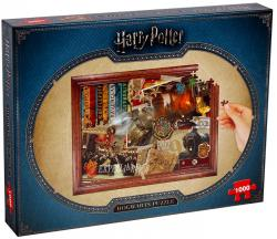 Harry Potter Hogwarts Collectors Puzzle