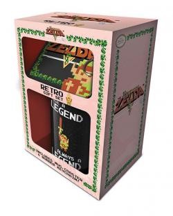 Legend of Zelda Gift Set Retro