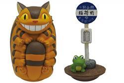Totoro Kattbuss gungande figur