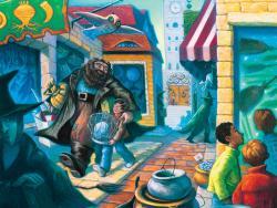 Harry Potter Puzzle 500 pcs: Diagon Alley