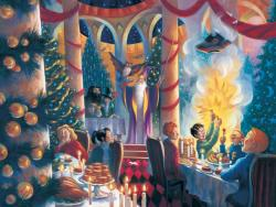 Harry Potter Puzzle 500 pcs: Christmas at Hogwarts