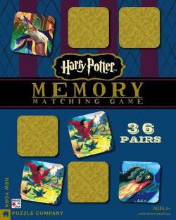 Harry Potter Memory Matching Game