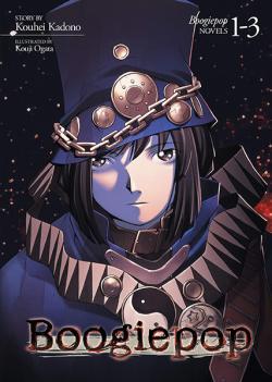 Boogiepop Light Novel Omnibus Vol 1-3