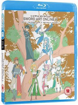 SAO: Sword Art Online, Season 2, Part 3