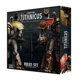Adeptus Titanicus Rules Set