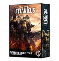 Warlord Battle Titan