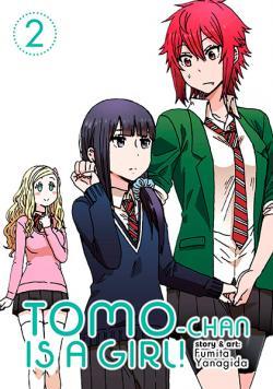 Tomo-chan is a Girl! Vol 2